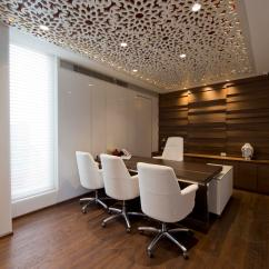 Latest False Ceiling Designs 2016 For Living Room Plants Uk Inside Tulip Infratech's Gurgaon Headquarters - Office ...