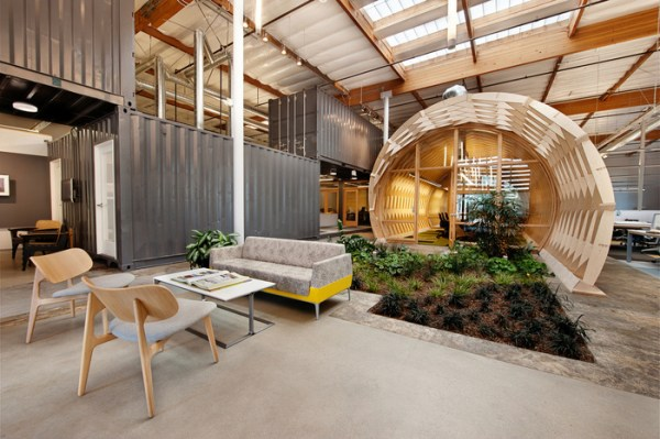 cuningham group's culver city warehouse