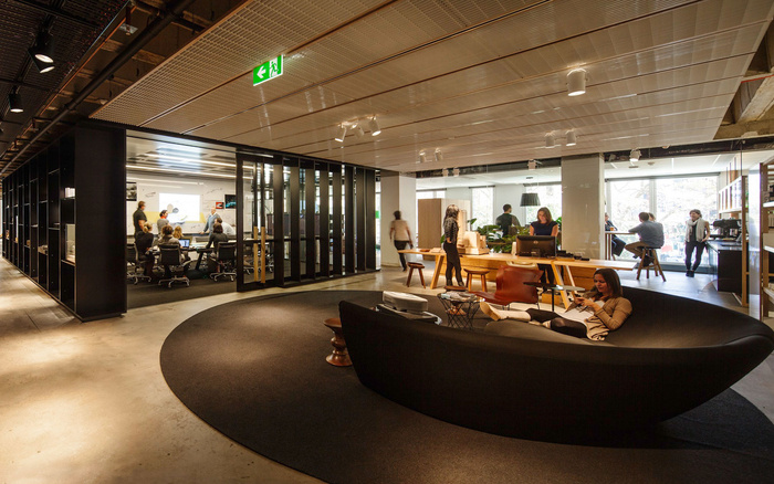 Woods Bagots Homelike Sydney Offices  Office Snapshots