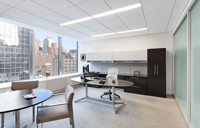 Inside AVONs New York City Executive Offices  Office
