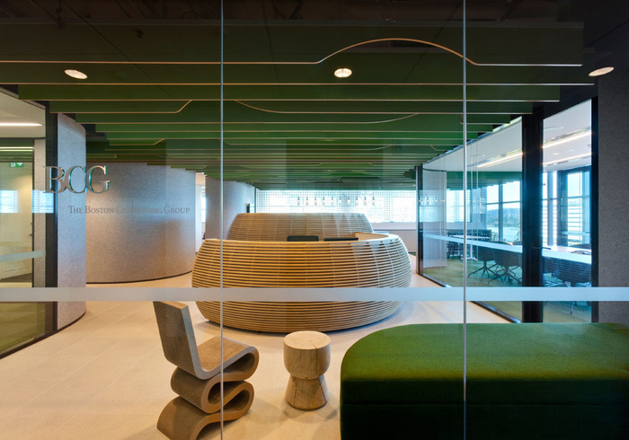 Boston Consulting Groups Canberra Offices Office Snapshots