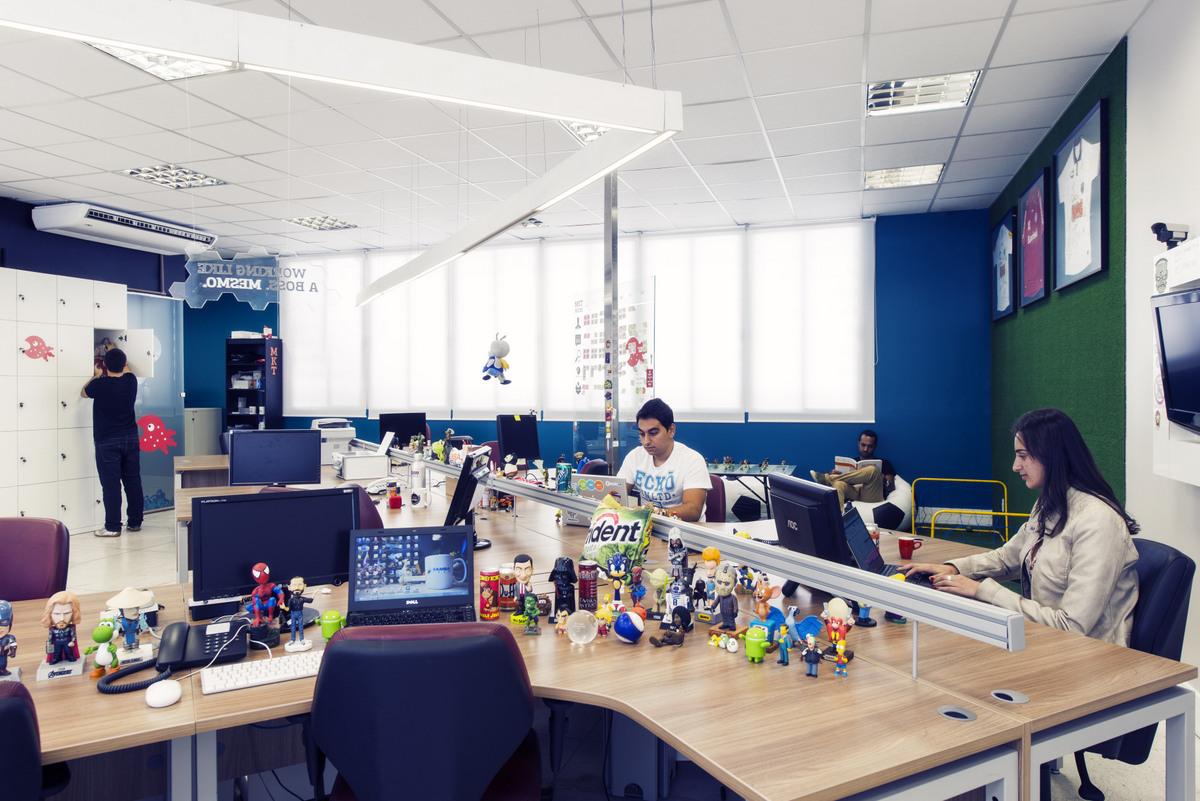 Samba Tech S New Belo Horizonte Offices Office Snapshots