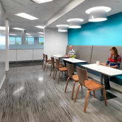 Office Lounge Chair And Ottoman Relax The Back Lift Audience's New Mountain View Headquarters - Snapshots