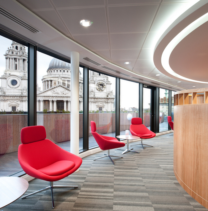 Genesis Oil  Gas London Offices  Office Snapshots