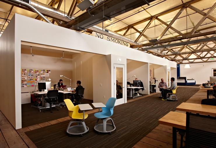 Inside IDEOs San Francisco Headquarters  Office Snapshots