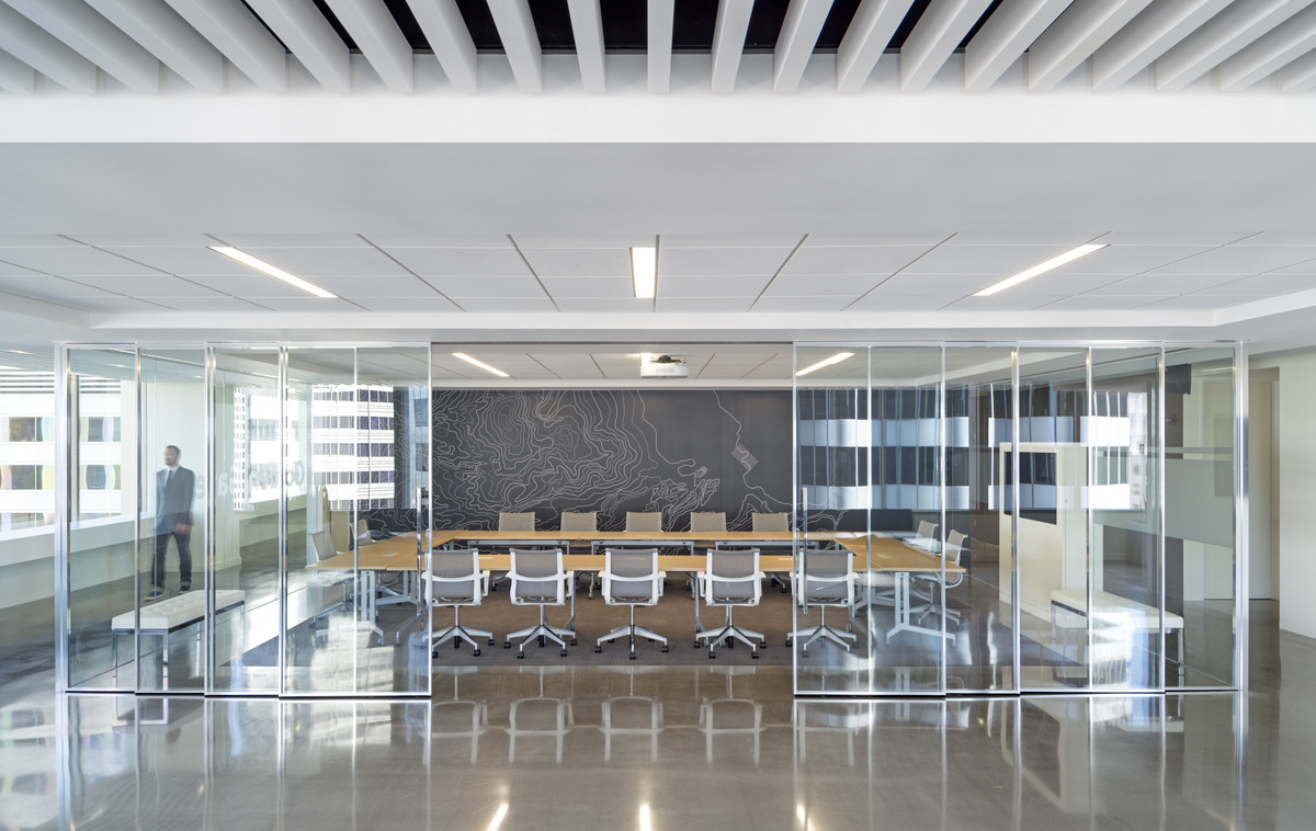office chair herman miller folding chairs and table cushman & wakefield - san francisco headquarters snapshots