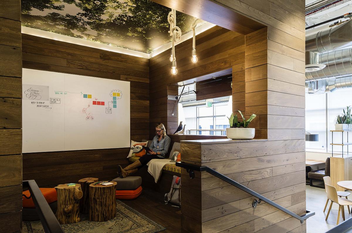 Dropboxs Headquarters Expansion  San Francisco  Office