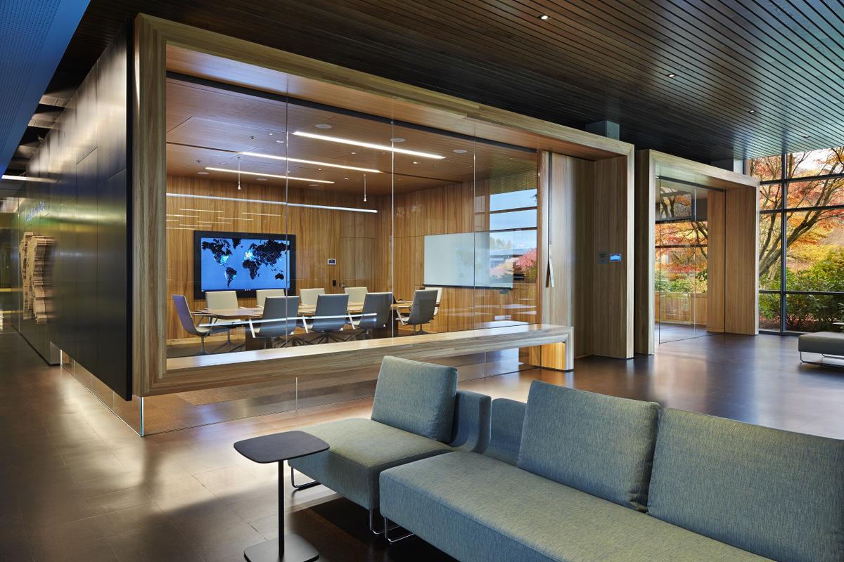 Inside Microsofts Cybercrime Center Olson Kundig