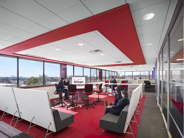 Verizons New Jersey Offices  Office Snapshots