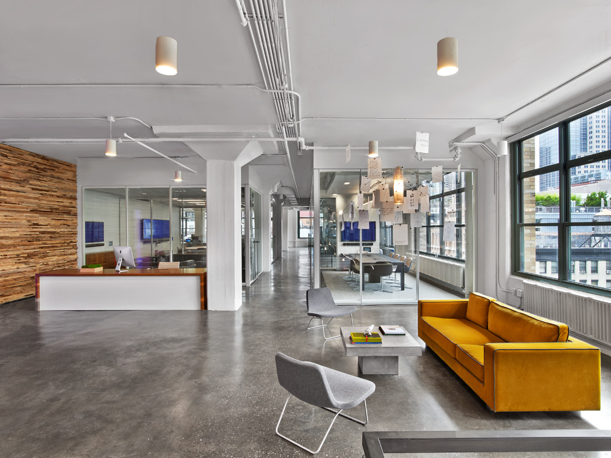 knoll generation task chair 4 table set havas - new york city advertising offices office snapshots
