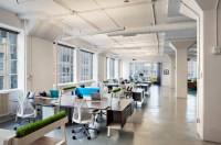 Now What - New York City Offices - Office Snapshots