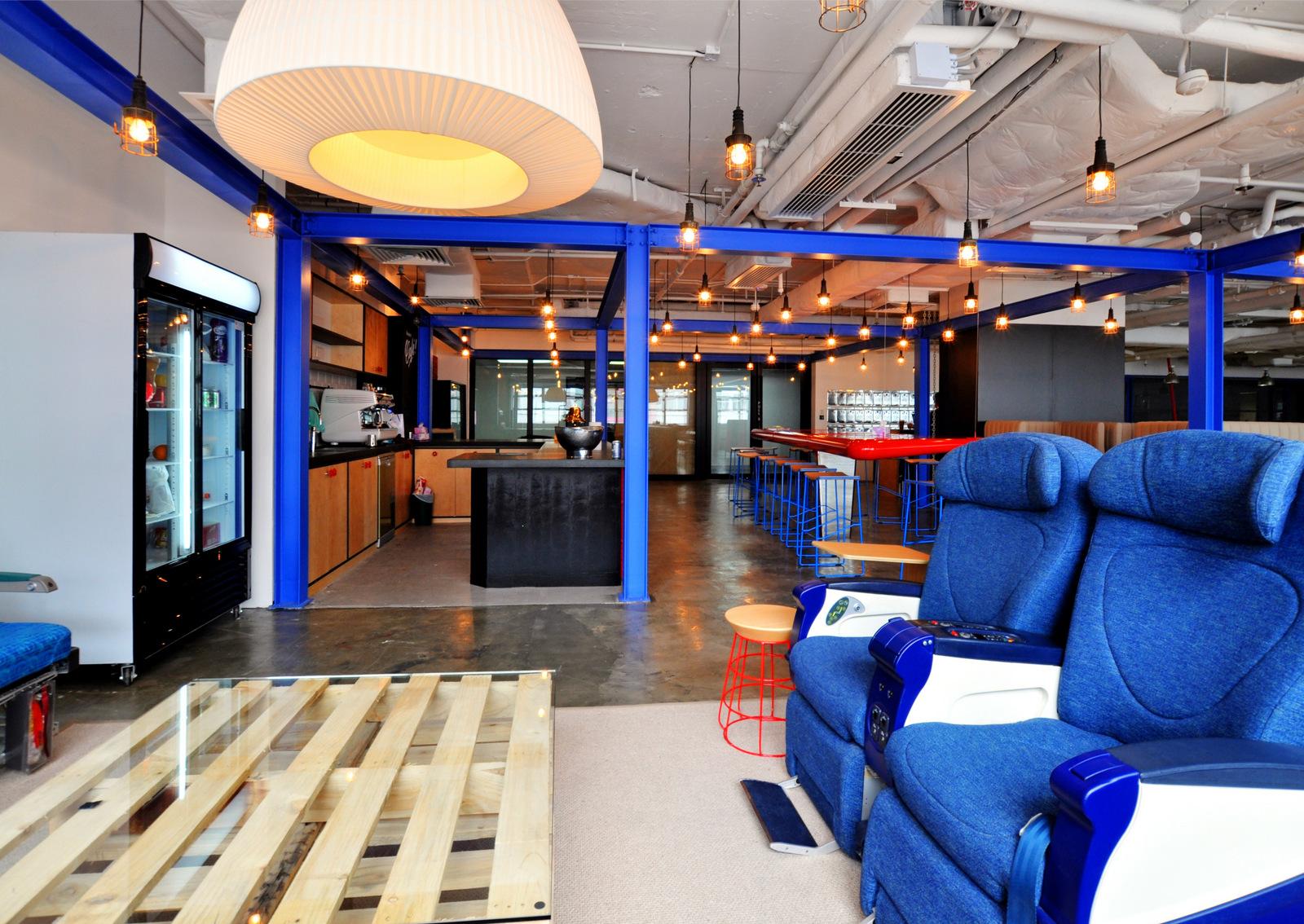 Blueprint  Hong Kong Coworking Offices  Office Snapshots