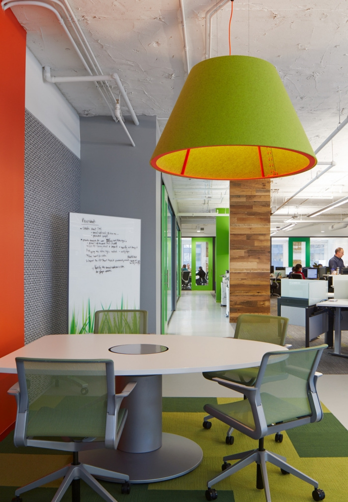 Cision  Chicago Offices  Office Snapshots