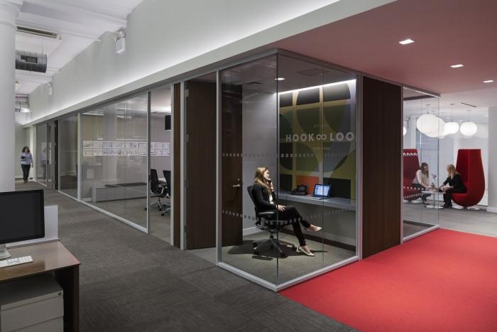 haworth zody chair glider kijiji ottawa hook & loop - new york city offices office snapshots