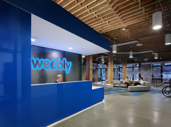 Weebly  San Francisco Offices  Office Snapshots