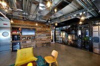 Facebook Offices - Office Snapshots