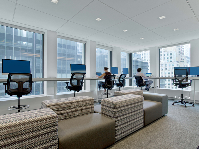 office lounge chair and ottoman covers bournemouth bluemountain capital management - new york city offices snapshots