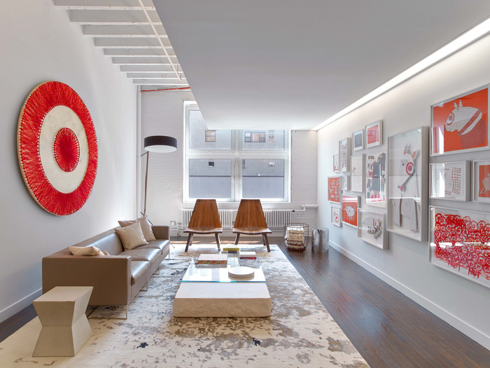 Target  New York City Offices  Office Snapshots