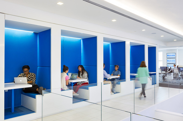 Mashable  New York City Headquarters  Office Snapshots