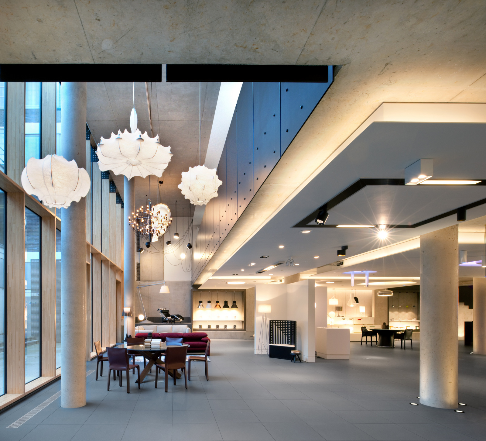 Atrium Office by BDP  Office Snapshots