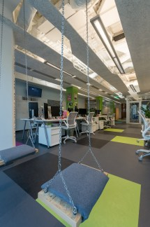 Cool Office Space Design Ideas