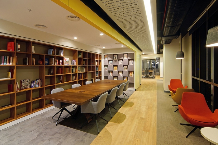 DR Office by OSO Architecture  Office Snapshots