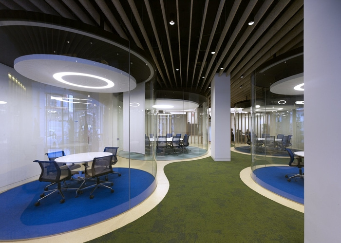 AEGON Channel Advisor Office Madrid Office Snapshots