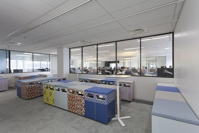 Bureaux Mobilitis - Paris 9ème - Photo : Fabrice Dunou