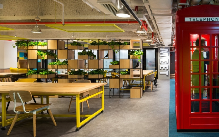 The Wave Office By Spatial Concept Office Snapshots