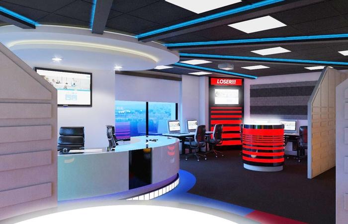 QA-Training-Office-design