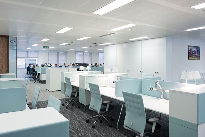 Natixis Global Asset Management Offices  London  Office