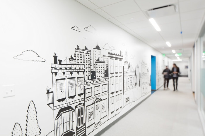Placester Boston Mural