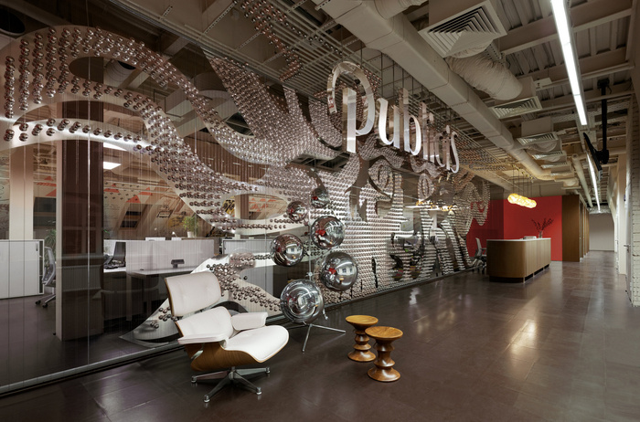 office lounge chair and ottoman korum fishing ebay publicis offices - moscow snapshots
