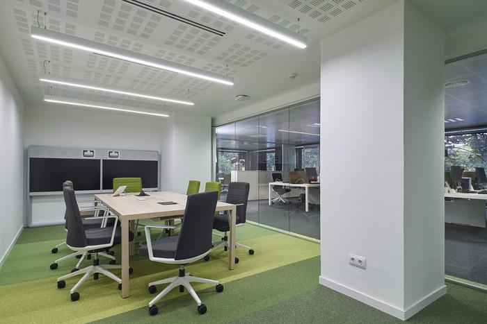 Astrazeneca Offices, Barcelona