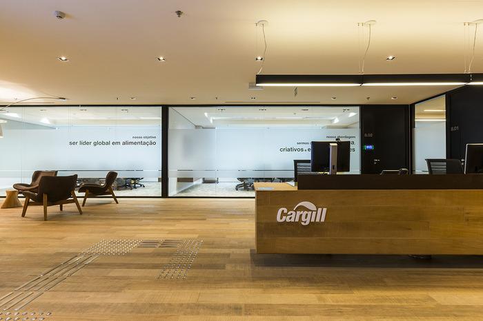 Cargill Offices  So Paulo  Office Snapshots