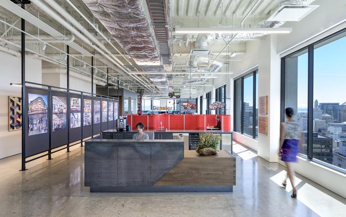 Gensler Offices  Oakland  Office Snapshots