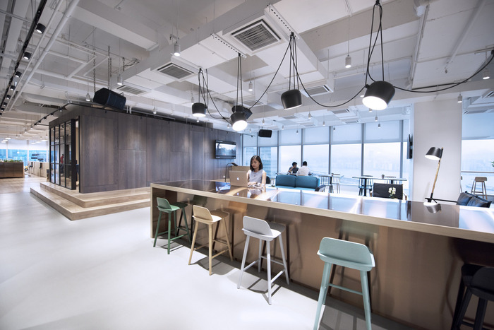08_Bean Buro_Office Workplace_Kwung Tong_Warner Music Hong Kong