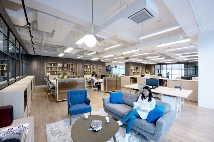12_Bean Buro_Office Workplace_Kwung Tong_Warner Music Hong Kong