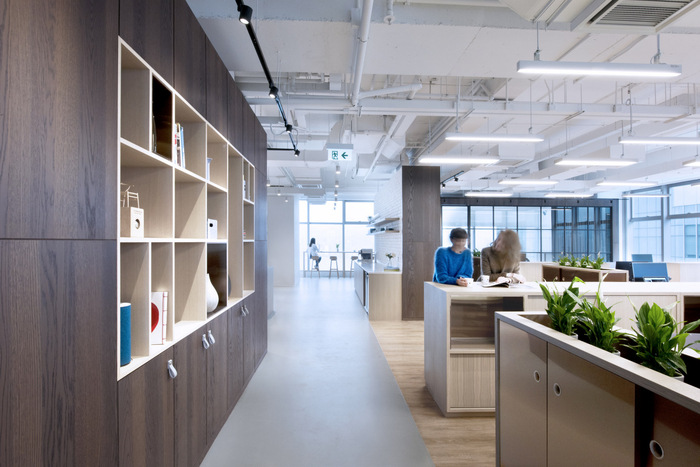 14_Bean Buro_Office Workplace_Kwung Tong_Warner Music Hong Kong