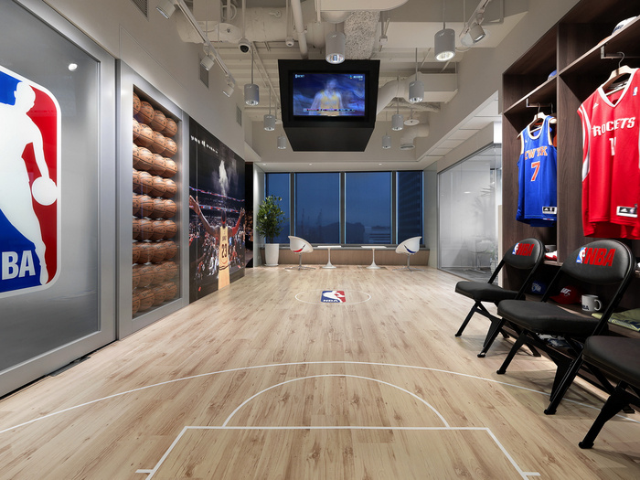 NBA Offices  Taipei  Office Snapshots