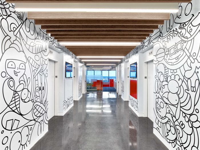 Nickelodeon Headquarters  Phase 1  New York City