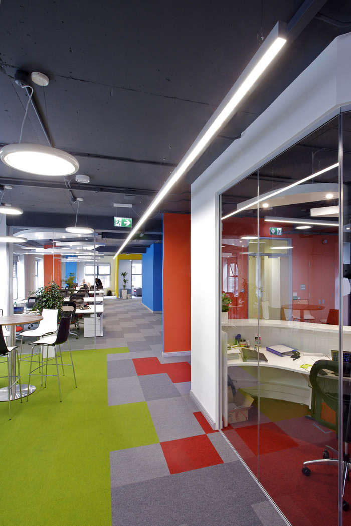 Huawei Global Offices  Dublin  Office Snapshots