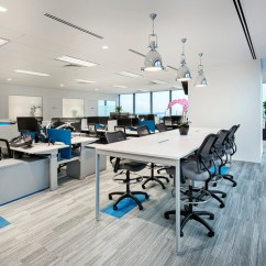 Office Chair For Carpet Ergonomic Bd Trading Technologies Offices - Singapore Snapshots