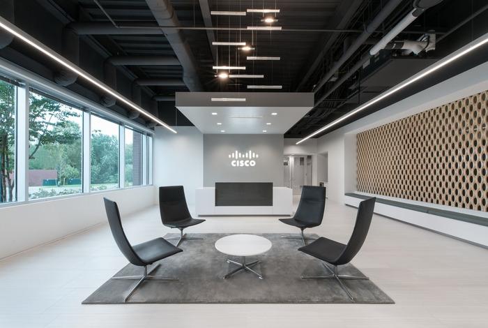 Cisco Offices  Fulton  Office Snapshots