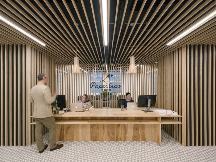 Paperless Post Offices  New York City  Office Snapshots