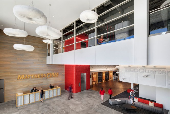 Mattress Firm Offices Houston 1