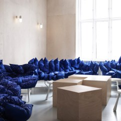 Office Lounge Chair And Ottoman Covers Of Bristol Bath Ikea Creative Hub Offices - Malmö Snapshots