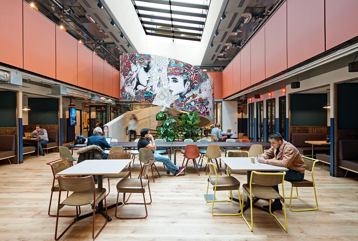 WeWork Corsham Street Coworking Offices  London  Office
