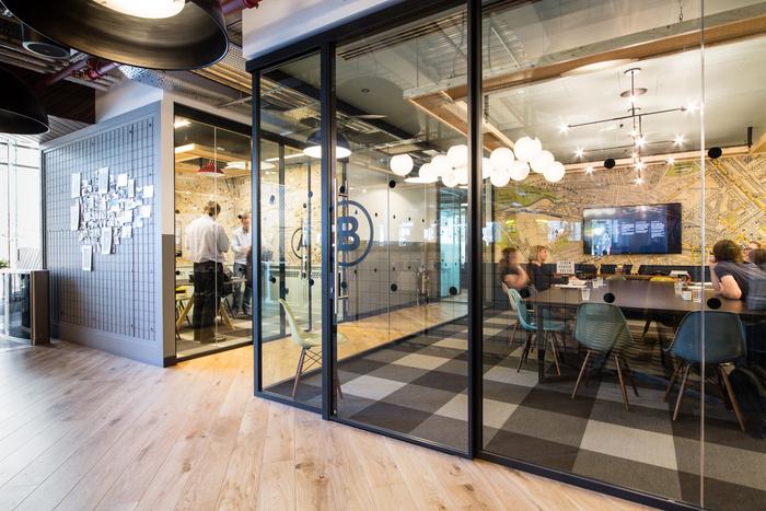 WeWork Paddington Coworking Offices  London  Office Snapshots