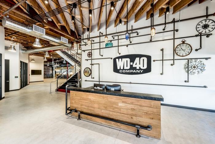WD 40 Company Headquarters San Diego Office Snapshots